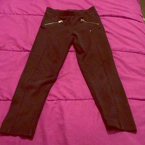 Young girls dress pants